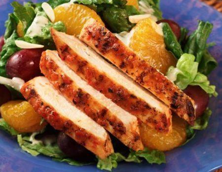 Image of Chipotle Chicken Citrus Salad