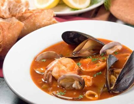 Image of Cioppino in a Dash