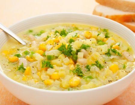 Image of Corn & Potato Chowder
