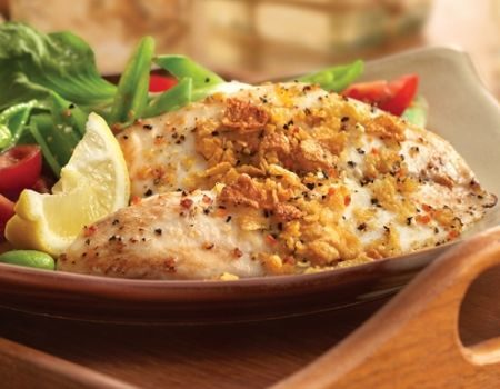 Image of Crunchy Baked Fish