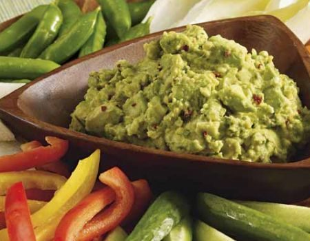 Image of Extra Spicy Guacamole