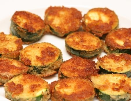 Image of Fried Zucchini