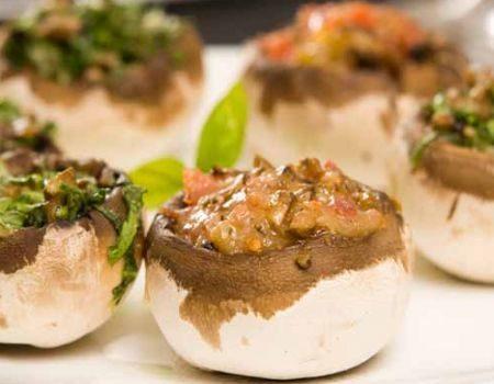 Image of Party Stuffed Mushrooms