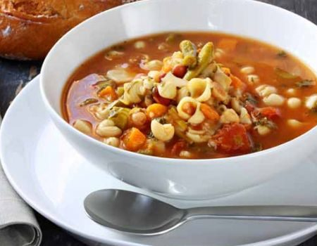 Image of Quick Minestrone Soup