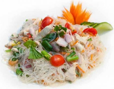 Image of Rice Noodle Salad