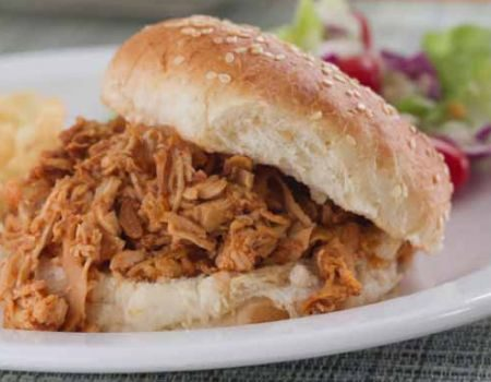 Image of Sloppy Pulled Chicken