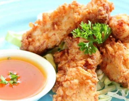 Image of Spicy Chicken Strips