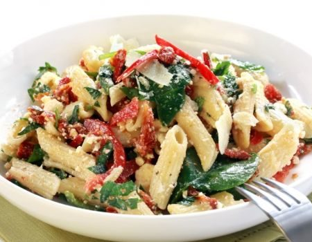Image of Vegetable Pasta