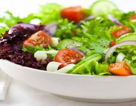 Image of Vegetable Salad With a Kick