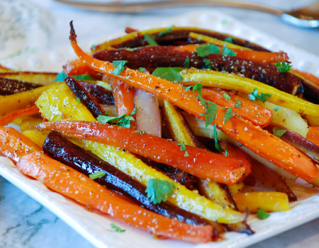 Image of Maple Spiced Carrot Fries